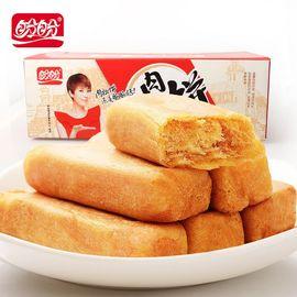 盼盼 肉松饼肉松条整箱1.02kg办公室零食批发特产糕点美味早餐面包