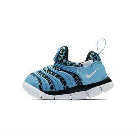 耐克 NIKE 男女童鞋柔软防滑毛毛虫宝宝儿童运动休闲跑步鞋 834366