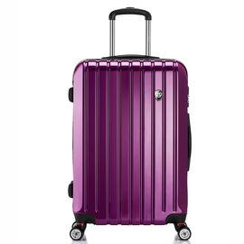 君华仕GENVAS 拉杆箱万向轮旅行箱时尚轻盈行李箱 三位关密码锁 A-7003-28英寸