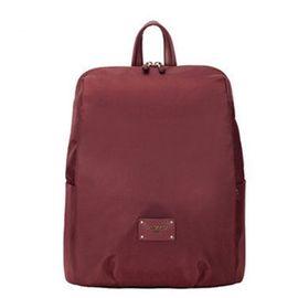 新秀丽  【专柜同款】时尚通勤双肩包极简休闲轻便软背包 AL0系列