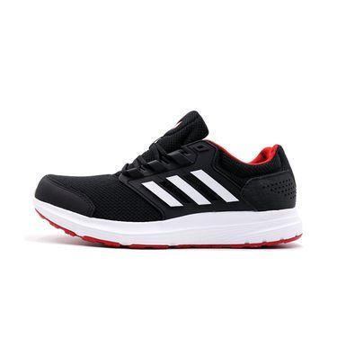 阿迪达斯 Adidas 男鞋2018夏季网面透气缓震休闲运动跑步鞋B44622