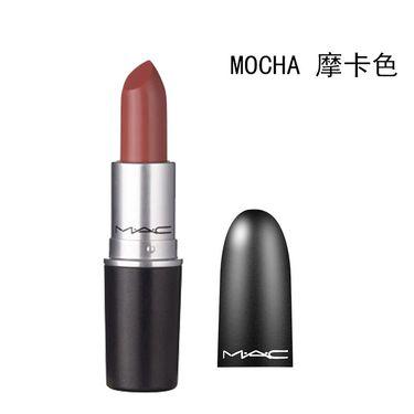 【魏璎珞同款色号】MAC 魅可 子弹头口红时尚唇膏 3克 美国进口 高度显色