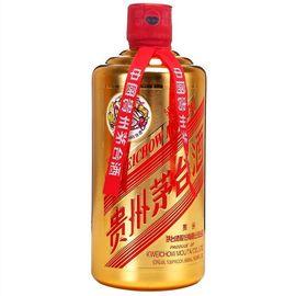 贵州茅台 歌德盈香 茅台酒 青印/蓝色/金色/玫瑰金 收藏纪念酒 酱香型白酒 53度 500ml单瓶