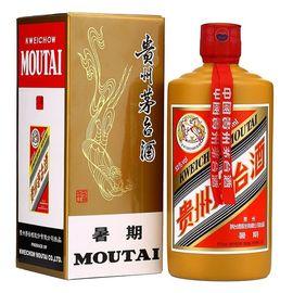 贵州茅台 歌德盈香 茅台酒 暑期茅台 酱香型白酒 53度 500ml单瓶