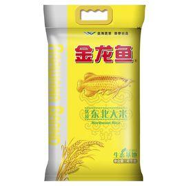金龙鱼 优质东北大米8斤装 粳米 珍珠米 盘锦工厂出产