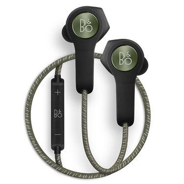 B&O PLAY 【正品特卖】HIFI蓝牙耳机H5MossGreen