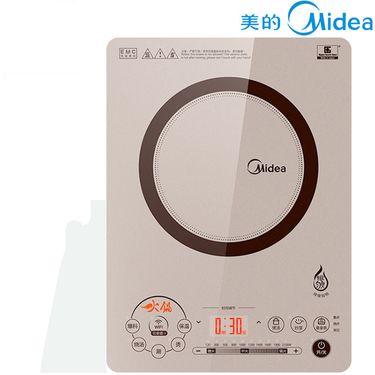 美的 【正品特卖】恒匀火纤薄静音火锅炉wifi控制QH2133