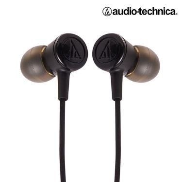 铁三角 【正品特卖】时尚入耳式手机电脑耳机ATH-CKL220BK