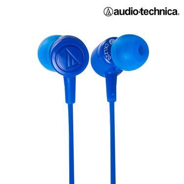 铁三角 【正品特卖】时尚入耳式手机电脑耳机ATH-CKL220BL