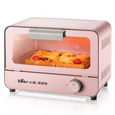 Bear小熊 电烤箱 家用多功能全自动小型迷你蛋糕机烘焙机 DKX-B06C1