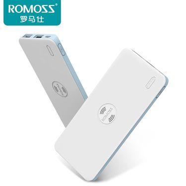 罗马仕 ROMOSS WS05无线充电宝5000毫安超薄移动电源