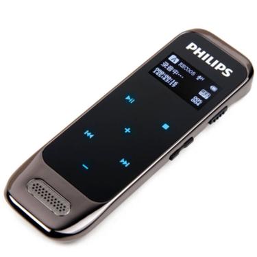 飞利浦 【正品特卖】8GB录音笔VTR6600 锖色