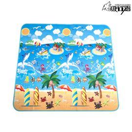 狼行者 宝宝爬行垫 儿童地垫游戏地毯 防潮垫野餐垫190*180cm LXZ-4022