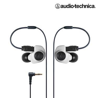 铁三角 【正品特卖】WH双动圈入耳耳机ATH-IM50WH