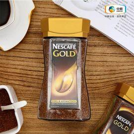 雀巢 金牌速溶咖啡粉200g (德国进口 瓶)