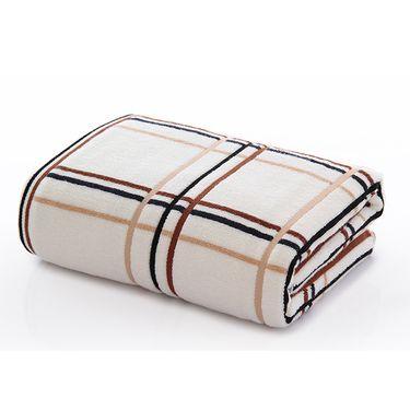 TUQIANG 图强 大方格浴巾70*135cm(3色可选)