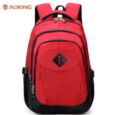 AOKING/奥王 奥王AOKING 2018新款多功能实惠大容量商务旅行双肩包AK67180