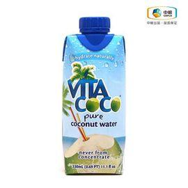 中粮 唯他可可(VITA COCO)椰子水饮料330毫升