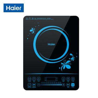 Haier/海尔 电磁炉C21-B2168 黑晶面板 24小时预约