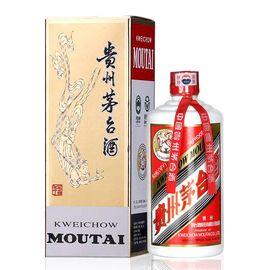 茅台 飞天茅台 53度500ml酱香型白酒2瓶装【送礼品袋】