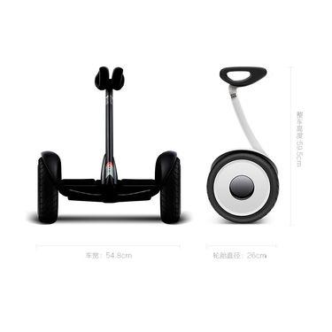 小米 (MI) 定制版Ninebot 九号平衡车 智能代步电动体感车