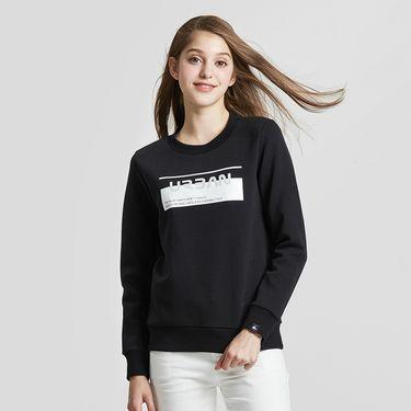 伯希和 PELLIOT户外卫衣 男女2018潮牌宽松运动外套慵懒圆领薄款打底衫