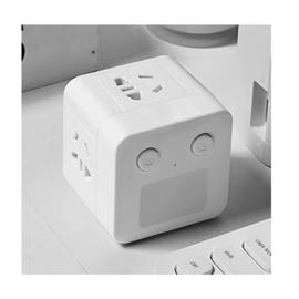 致奥 多功能充电器 办公插头转换器OPPO苹果华为小米手机电源座 魔方充电器