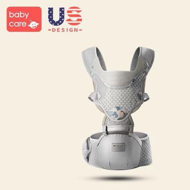 babycare 婴儿背带腰凳 夏季前抱式宝宝背带多功能四季通用抱娃神