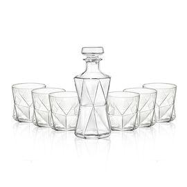 BORMIOLI ROCCO -波米欧利-卡斯欧匹酒樽酒杯7件套   ACTB-J017 K