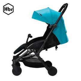 虎贝尔  超轻便婴儿推车 可折叠伞车 四轮避震可躺可坐 可上飞机宝宝婴儿车S1plus