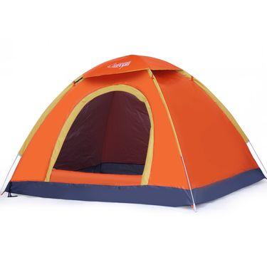 狼行者 LXZ-1052全自动速开帐篷户外双人野营露营甩帐 送防潮垫