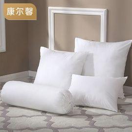 康尔馨 床头靠垫抱枕芯沙发靠枕芯办公室45 50 60 70多尺寸可选 五星级品质 三维四孔棉 舒适支撑