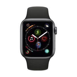 Apple/苹果 Watch Series 4智能手表(GPS款 40毫米深空灰色铝金属表壳 )mu662