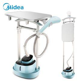 美的MIDEA 蒸汽挂烫机YGD20D7 双杆 2L 可卧立蒸汽挂烫机 家用手持/挂式电熨斗