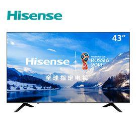 海信 Hisense H43E3A 43英寸4K高清智能网络平板液晶电视机