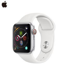Apple 2018款 Apple Watch Series4 gps版苹果运动智能心率手表4代 新品series4