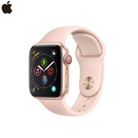 Apple 2018款 Apple Watch Series4 GPS蜂窝网络版苹果运动智能心率手表4代新品series4