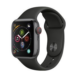 Apple Watch Series4 智能手表GPS+蜂窝网络款 40毫米 灰/金  【拍好备注颜色】顺丰秒发
