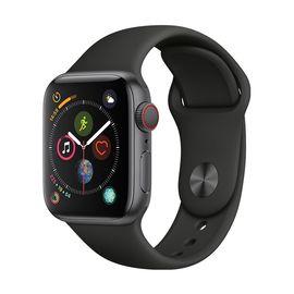Apple Watch Series4 智能手表 GPS 40毫米 深空灰/银色 【拍下备注颜色】顺丰速发