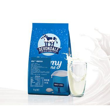 Devondale/德运 {SXx} 德运(Devondale)儿童孕妇奶全脂牛奶200ml*12盒