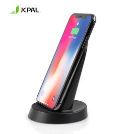 JCPAL  立式无线充电器苹果XS/max无线充电器 10W快充桌面支架底座