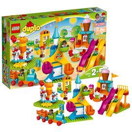 乐高 (LEGO)积木 得宝DUPLO大型游乐园2-5岁 10840 早教玩具 男孩女孩生日礼物 大颗粒