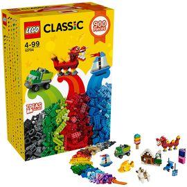 乐高 (LEGO)积木 经典创意Classic创意积木盒4-99岁 10704 儿童玩具