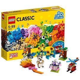 乐高 (LEGO)积木 经典创意Classic齿轮创意拼砌盒5-99岁 10712 儿童玩具