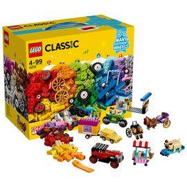 乐高 (LEGO)积木 经典创意Classic多轮创意拼砌篮4-99岁 10715 儿童玩具