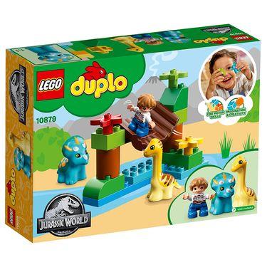 乐高 玩具 得宝 DUPLO 2岁-5岁 恐龙动物园 10879 积木LEGO