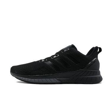阿迪达斯 男鞋2018新款运动鞋缓震休闲网面透气跑步鞋 B44799