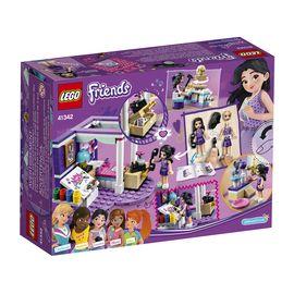 乐高 玩具 好朋友 Friends 6岁-12岁 艾玛的豪华卧室 41342 积木LEGO