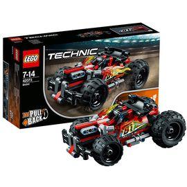 乐高  玩具 机械组 Technic 7岁-14岁 高速赛车-火力猛攻 42073 积木LEGO