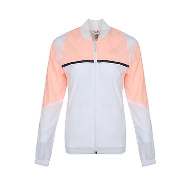 阿迪达斯 Neo女装2018秋季新款运动棒球服防风夹克透气外套DM4173